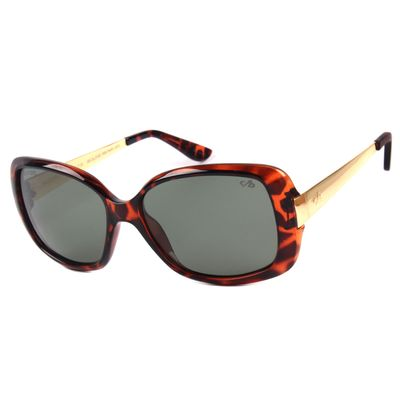 2ce5a9191 Óculos de Sol Feminino Chilli Beans Tartaruga 2123 - OC.CL.2123.1506 G