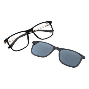 7d544194343db Óculos de Sol Masculino Multi Chilli Beans Preto Polarizado 0189 -  LV.MU.0189.0001 M