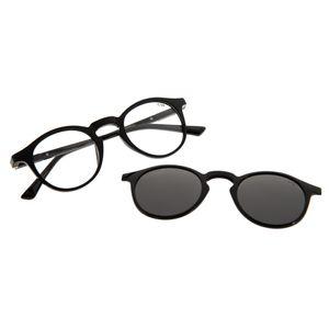 e3403333c Armação para Óculos de Grau Unissex Chilli Beans Multi 2 em 1 Cinza  Polarizado - LV.MU.0169.0401 M