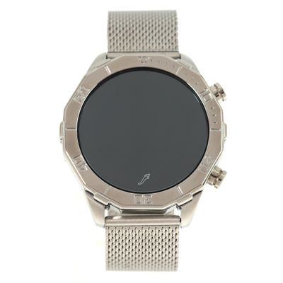 Relógio Digital Masculino Chilli Beans Fashion Metal Prata