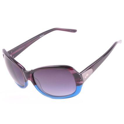 07969758eb7db Óculos de Sol Feminino Chilli Beans Azul 0870