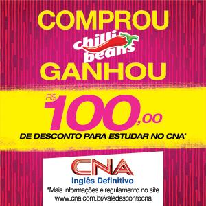 COMPROU GANHOU CNA
