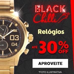 BLACK FRIDAY - RELÓGIOS -30%