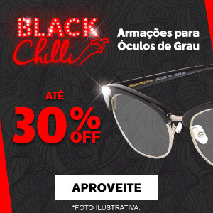 BLACK FRIDAY - ARMAÇÕES DE GRAU -30%