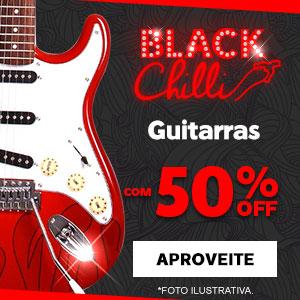 BLACK FRIDAY - GUITARRAS -50%