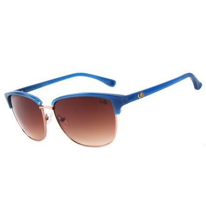 def4143e57aa4 Óculos de Sol Unissex Chilli Beans Azul 1829
