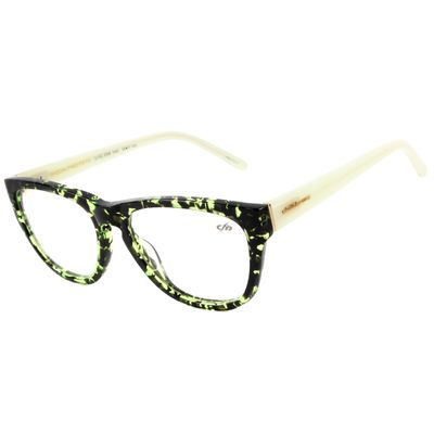 Armação De Grau Feminino Chilli Beans Verde 0398 - LV.AC.0398.1544 35cb3775ce