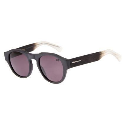 4241aa58cdebb Óculos de Sol Unissex Chilli Beans Preto 2380