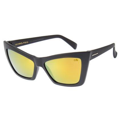 Óculos de Sol Feminino Chilli Beans Preto 2499 0f8e0031e5