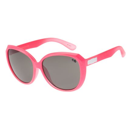 39763b434fdea Óculos de Sol Feminino Chilli Beans Rosa 0527