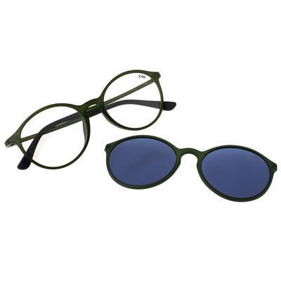 Armação de Grau Chilli Beans Azul 0121 - LV.MU.0121.0808 M 8dd6c4c985