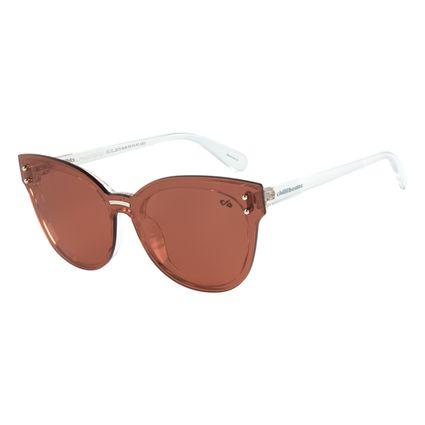 d22f04fda6539 Óculos de Sol Feminino Chilli Beans Transparente 2510