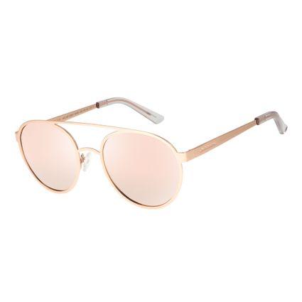 1ab95e3c17b11 Óculos de Sol Feminino Chilli Beans Rose 2591