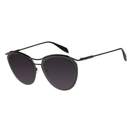 379789217141f Óculos de Sol Feminino Chilli Beans Preto 2548