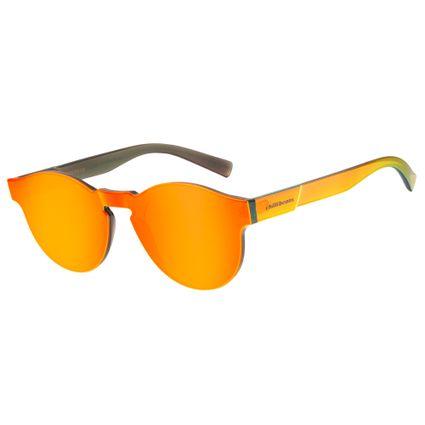 3b940c18d8fcd Óculos de Sol Feminino Summer Block Laranja 2657