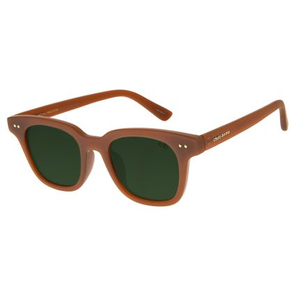 Óculos de Sol Feminino Chilli Beans Marrom 2541 16bae2b3ce