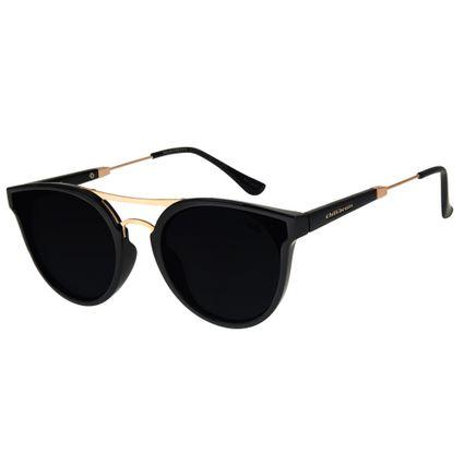 Óculos de Sol Chilli Beans Feminino Borboleta Preto 78c81cbb90