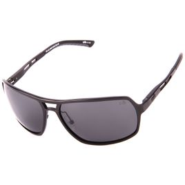 Óculos de Sol Masculino Chilli Beans Essential Executivo Polarizado Preto OC.AL.0045.0101