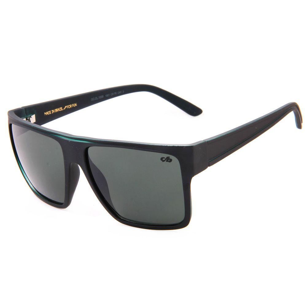 Óculos de Sol Unissex Chilli Beans Essential Quadrado Preto OC.CL.1058.1501