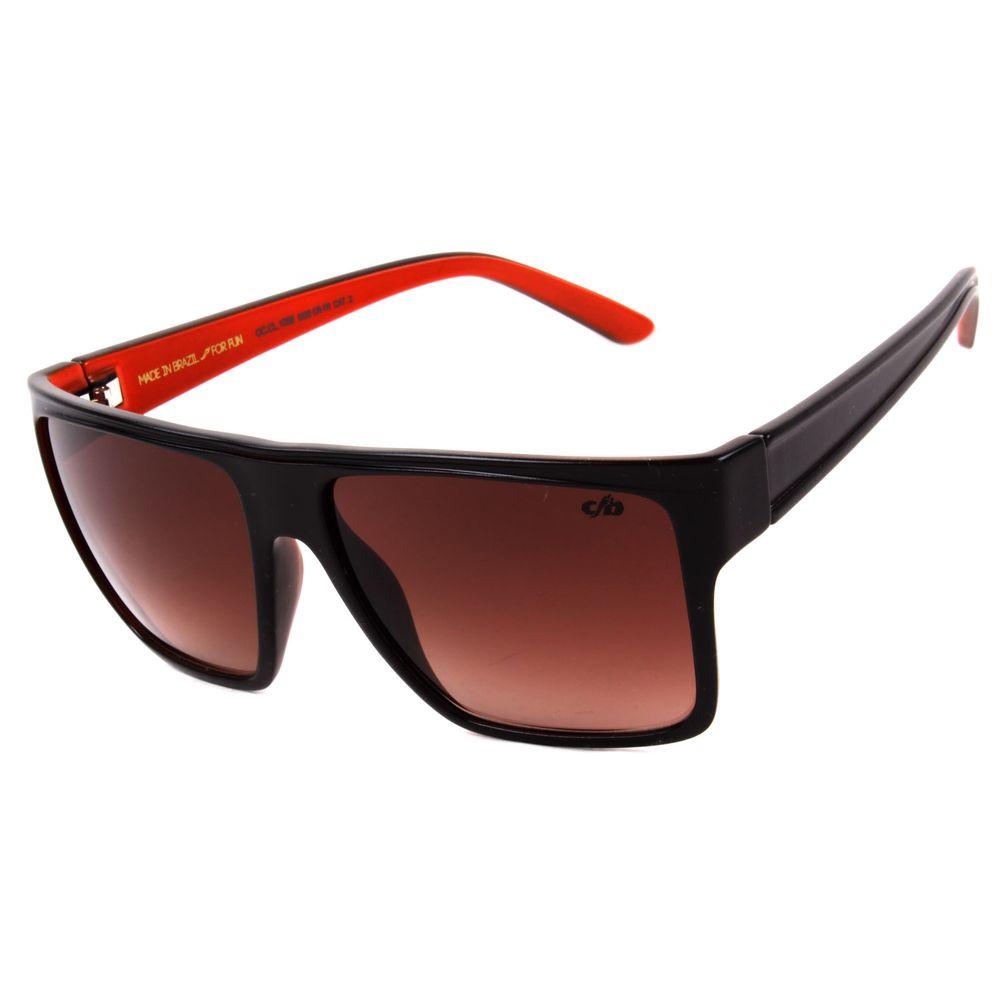 Óculos de Sol Unissex Chilli Beans Essential Marrom OC.CL.1058-0202.2