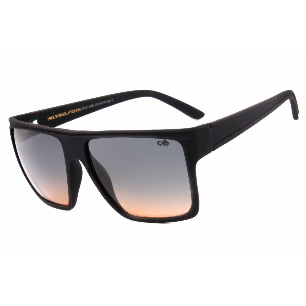 Óculos de Sol Unissex Chilli Beans Quadrado Verde OC.CL.1058-2015.2