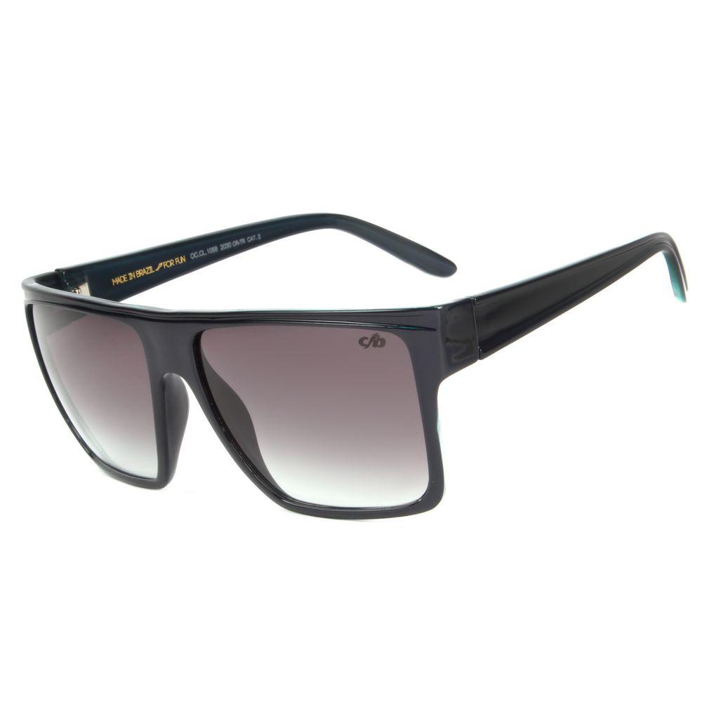 Óculos de Sol Unissex Chilli Beans Essential Preto Brilho OC.CL.1058-2030.2