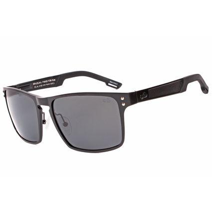 Óculos de Sol Masculino Chilli Beans Essential Polarizado Preto OC.AL.0105-0101.2