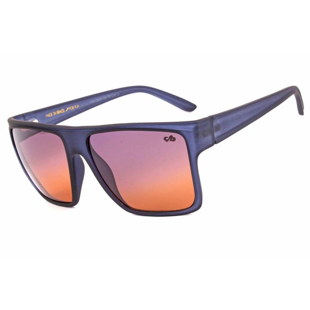 Óculos de Sol Unissex Essential Chilli Beans Azul OC.CL.1058-0235