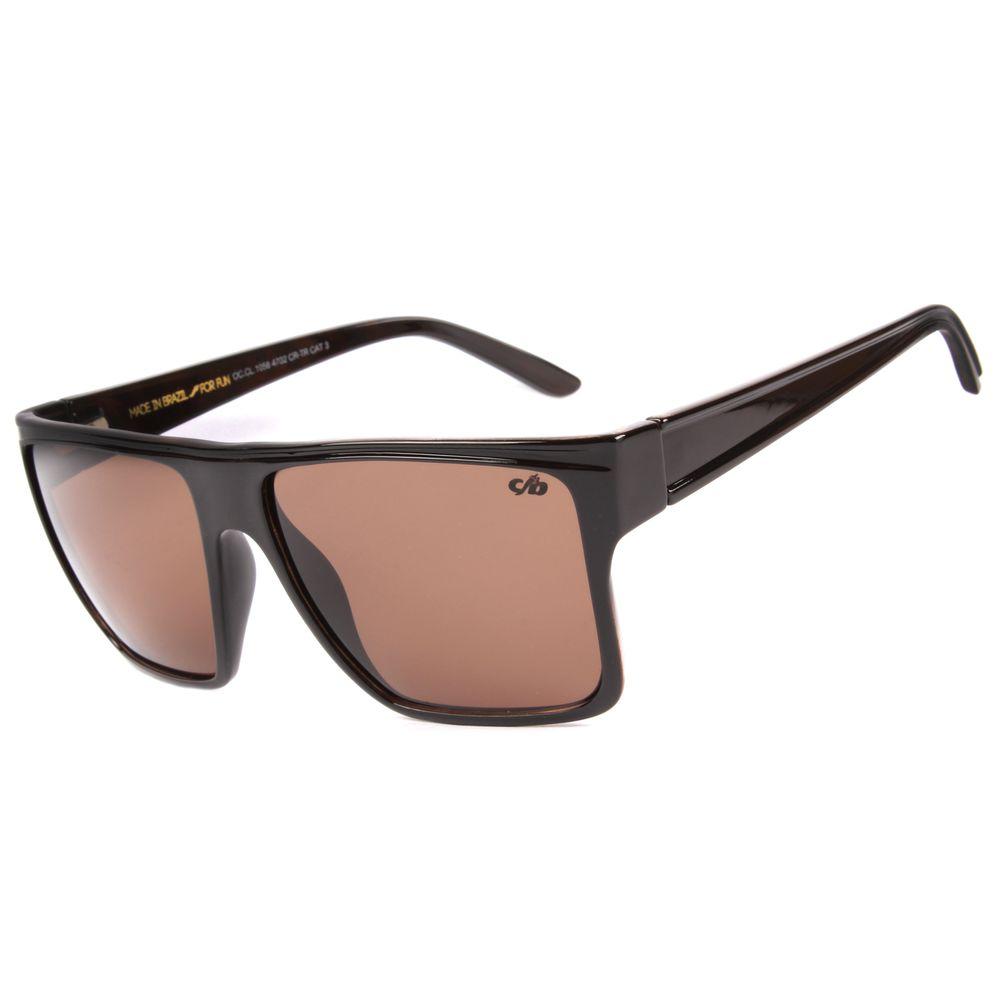 Óculos de Sol Unissex Chilli Beans Marrom Essential OC.CL.1058-4702
