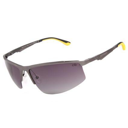 Óculos de Sol Masculino Chilli Beans Cinza Polarizado OC.AL.0137-0401