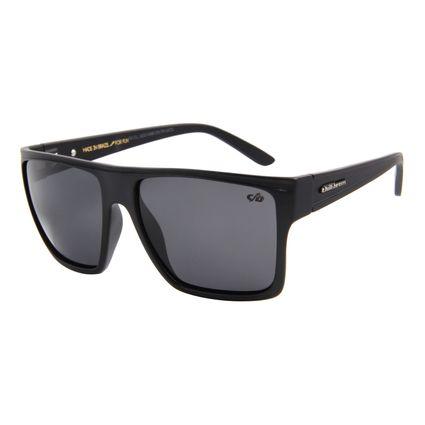 Óculos de Sol Unissex Chilli Beans Azul Polarizado OC.CL.2203-0490