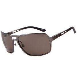 Óculos de Sol Masculino Chilli Beans Essential Executivo Polarizado Ônix OC.AL.0045-0122