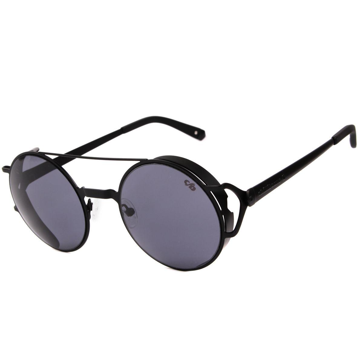 919b670df Óculos de Sol Unissex Alok Preto 2295 - Chilli Beans