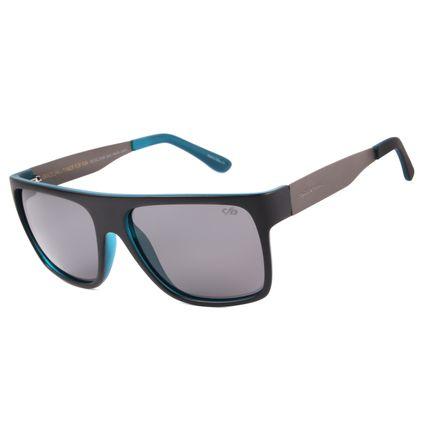 Óculos De Sol Quadrado Chilli Beans Quadrado Polarizado Fosco OC.CL.2134-0431