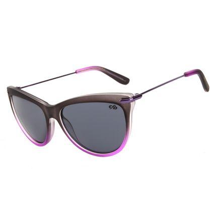 e4b39515553 Óculos de Sol Feminino 90 S Alexandre Herchcovitch Roxo 2025