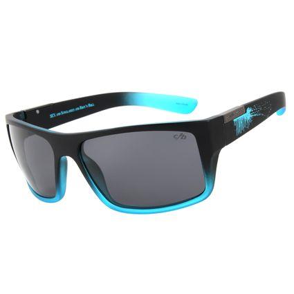 Óculos de Sol Masculino Chilli Beans Esportivo Cinza OC.ES.1108-0420