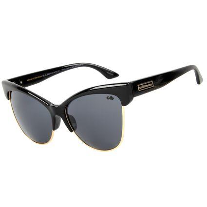 Óculos de Sol Feminino Chilli Beans Elvis Presley Preto OC.CL.2332-0101