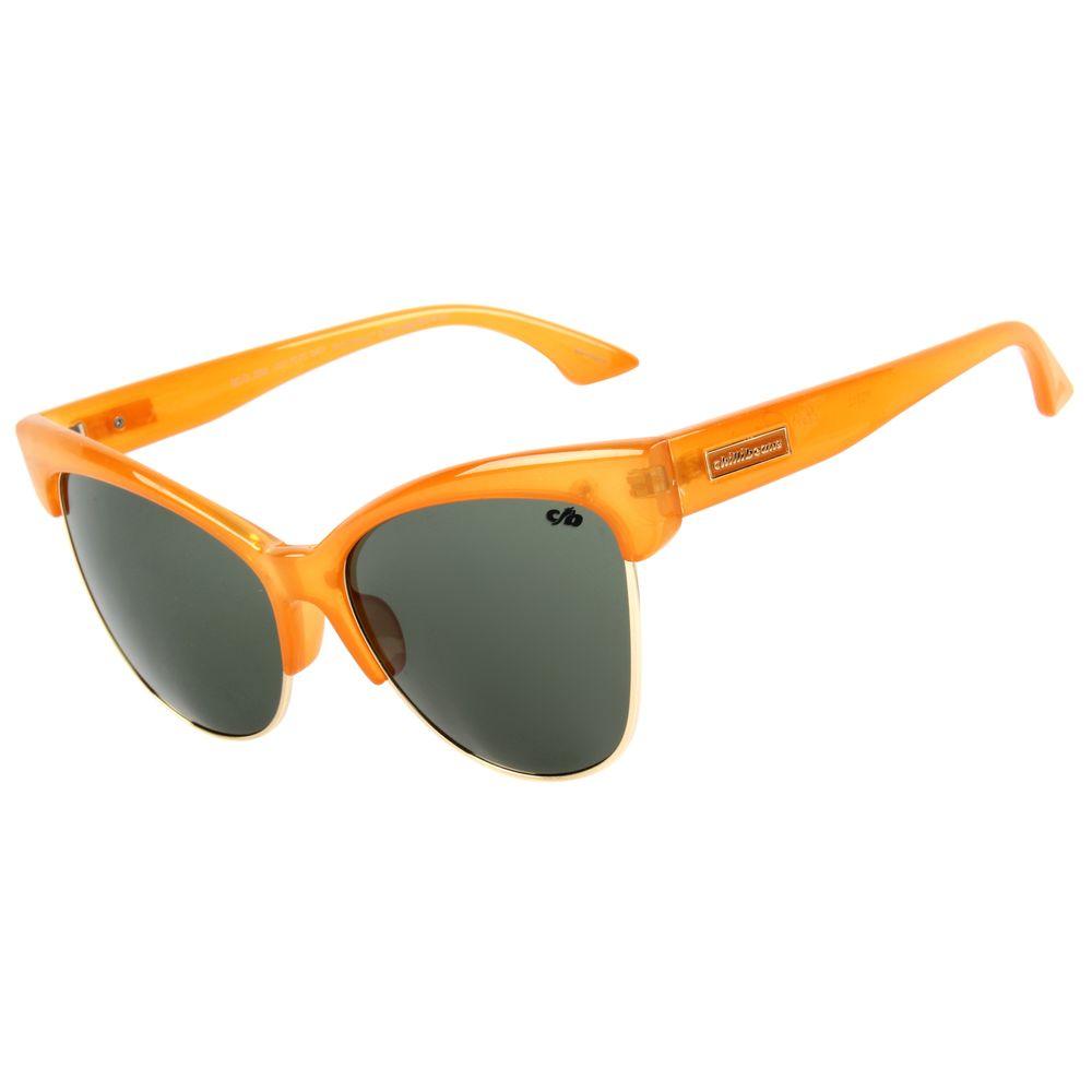 Óculos de Sol Feminino Chilli Beans Elvis Presley Marrom OC.CL.2332-1502