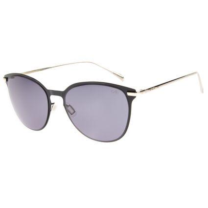 Óculos De Sol Feminino Chilli Beans Redondo Preto OC.MT.2311-0101
