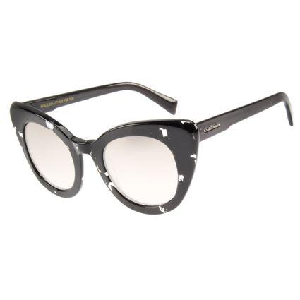 Óculos de Sol Feminino Chilli Beans Anitta Cat Dourado OC.CL.2365-2106