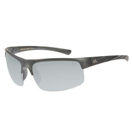 Óculos de Sol Masculino Chilli Beans Esportivo Cinza OC.ES.1114-0004