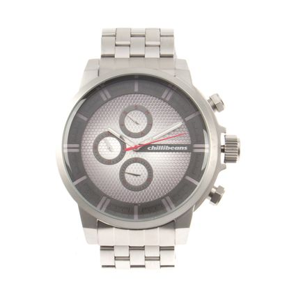 Relógio Masculino Chilli Beans Metal Prata RE.MT.0571-0407