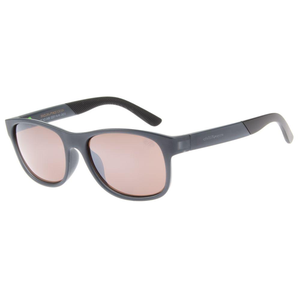 afd3ae013 Óculos de Sol Esportivo Infantil Chilli Beans Preto 0486 - OC.KD.0486.0201 P