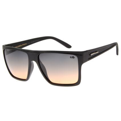 Óculos de Sol Unissex Chilli Beans Essential Quadrado Fumê OC.CL.1058-2005