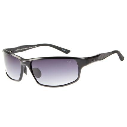 Óculos de Sol Masculino Chilli Beans Esportivo Degradê Preto Polarizado OC.AL.0183-2001