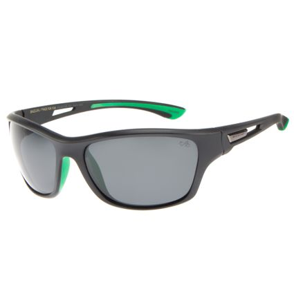 Óculos de Sol Masculino Chilli Beans Esportivo Preto Polarizado OC.ES.1106-0501