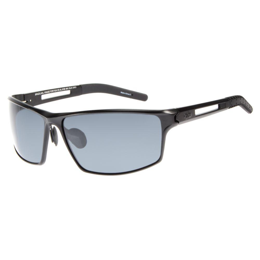 Óculos de Sol Masculino Chilli Beans Performance Flash Polarizado OC.AL.0156-0001