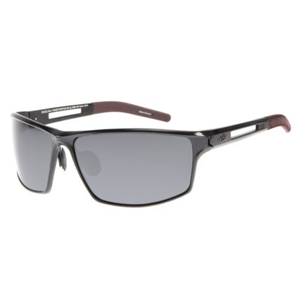 Óculos de Sol Masculino Chilli Beans Performance Preto Polarizado OC.AL.0156-0101
