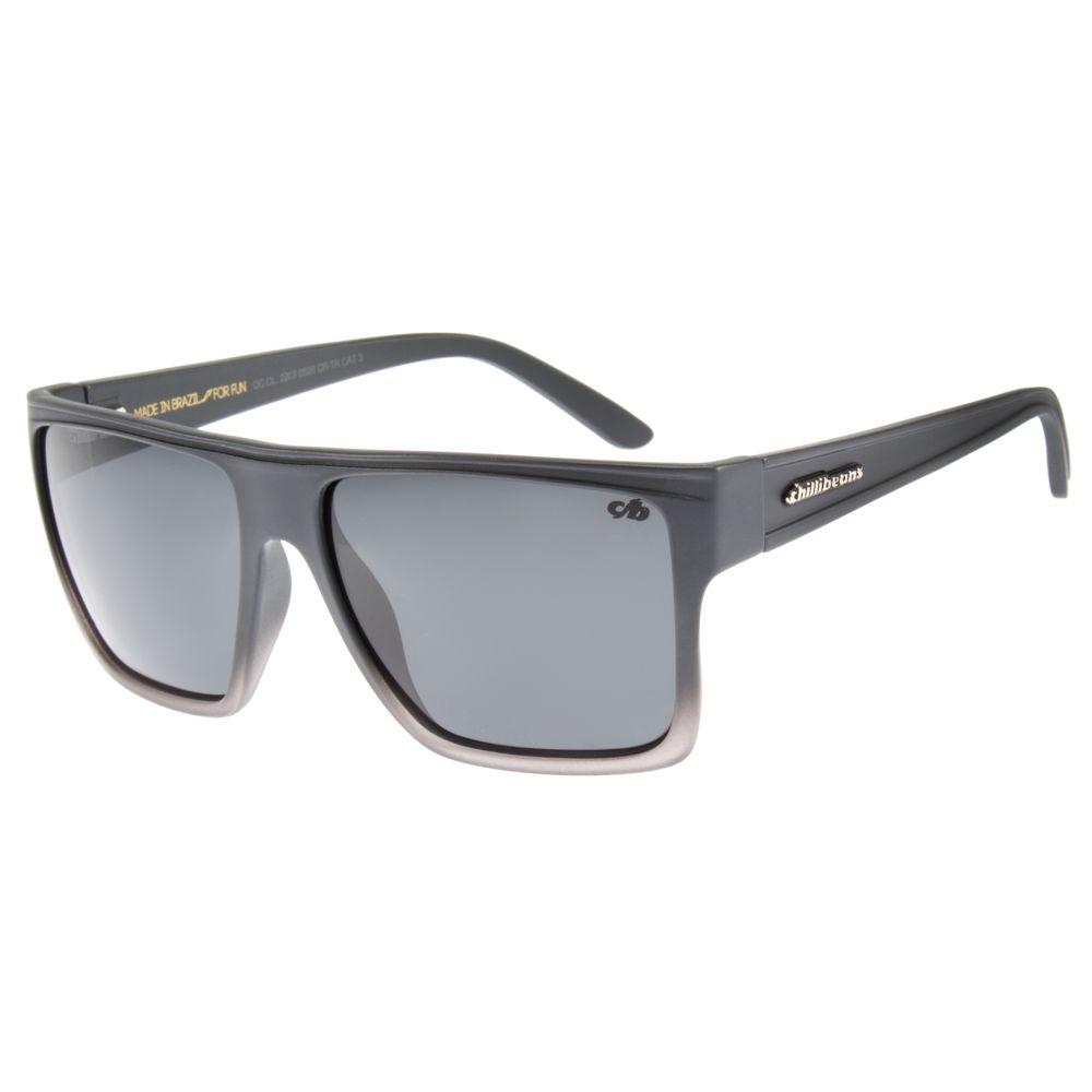 Óculos de Sol Unissex Chilli Beans Degrade Polarizado Essential OC.CL.2203-0520