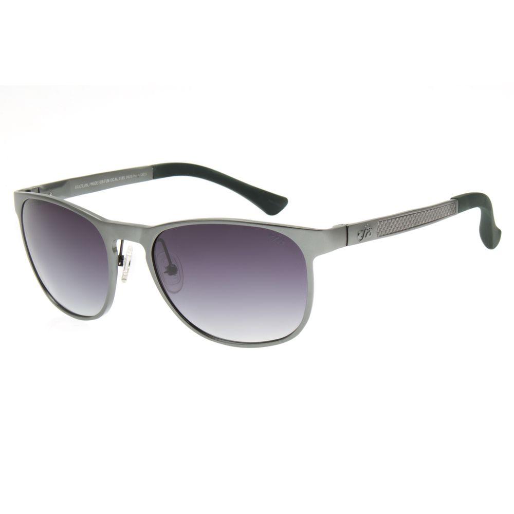 Óculos de Sol Masculino Chilli Beans Cinza 0185 - OC.AL.0185.2028 M.  OC.AL.0185.2028 9f6b5583a9
